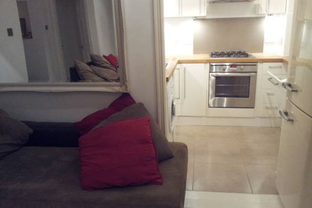 Lovely 2 bed flat in notting hill portobello area - Posto letto londra ...