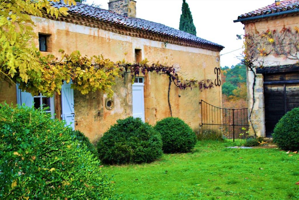 La jolie maison