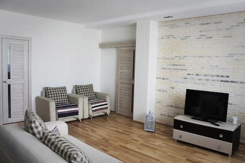 Premium новая стильная квартира в центре Казани