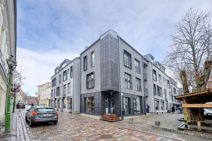 Exclusive new ,in the hot spot of Kaunas old town