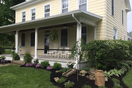 Smith Farmhouse Country Getaway - Galion - House