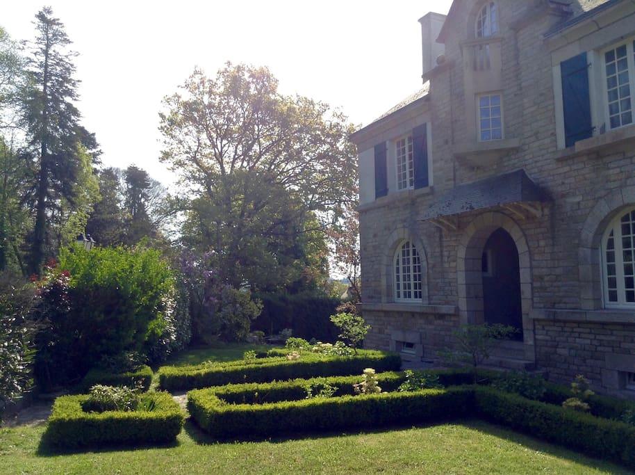 Villa Rochefort-en-terre