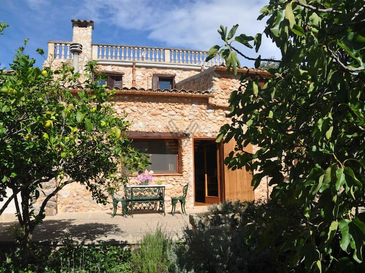 Cas Mut, Country House in Buger, Mallorca