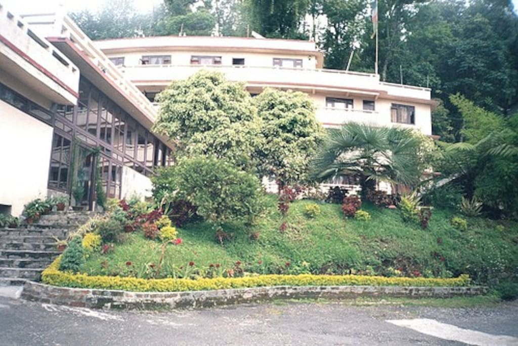 Sonam Palgye- a heritage hotel