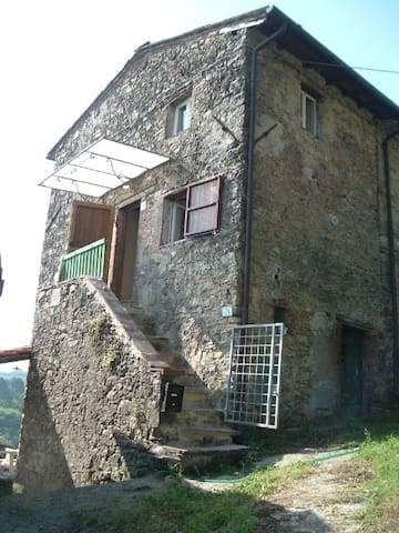 LOVELY HOUSE ON THE HILLS OF LUCCA IN TUSCANY - Torre - บ้าน
