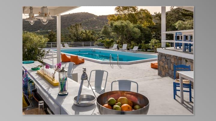 Milatos Village agrotourism hotel-Orpheas' flat