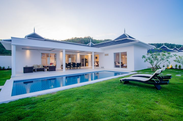 Hua Hin Private Pool Villa