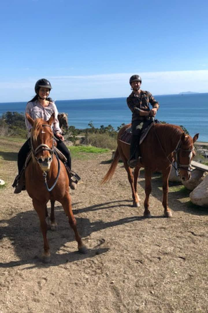 Bluffs Trail Ride