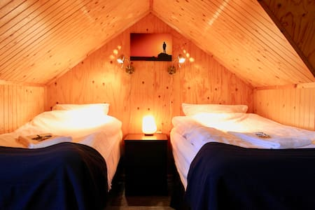 Double or Twin Room with Shared Bathrooms