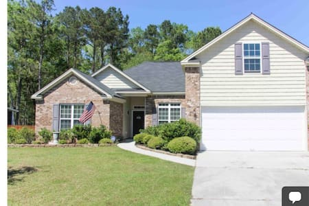 Charming neat and tidy home - Pooler