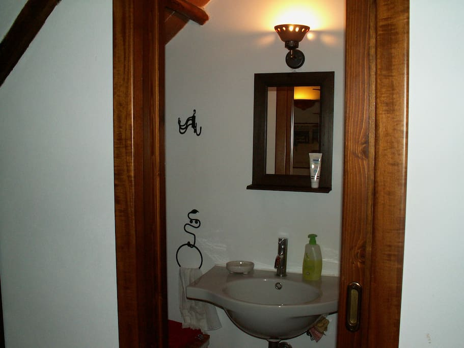 Bathroom at first floor