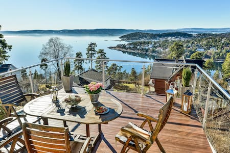 Stunning views in a quiet villa area 1 - Oslo - Villa - 0