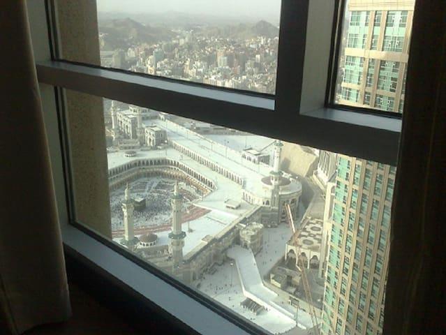 7 Nights in Pullman Zamzam Hotel facing Kaaba ( A)