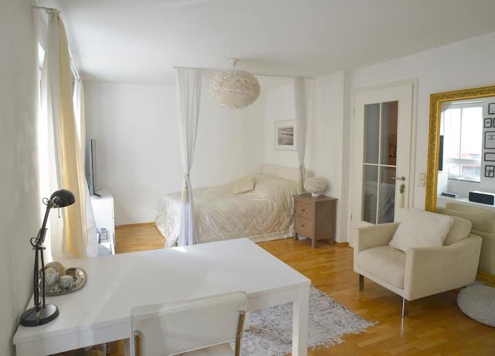 Cozy 1-Bedroom Apartment near Englischer Garten
