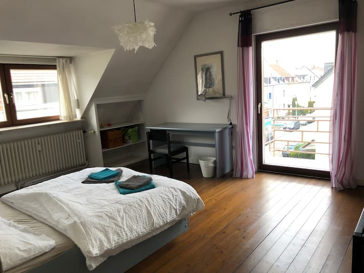 3 Zimmer, Küche, Bad - schöne Wohnung