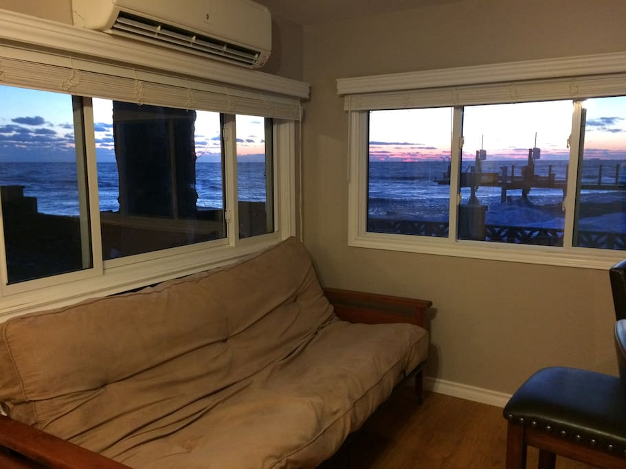 Panaromic view from the sunroom