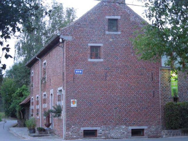 L'Ermitage - Gîte rural familial - Quévy - Dům