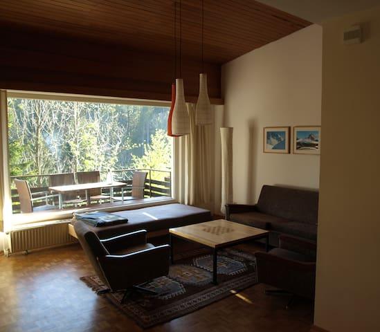 Haus in den Bergen bei Bludenz - Bürserberg - Haus