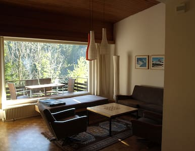 Haus in den Bergen bei Bludenz - Bürserberg