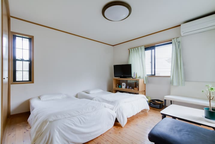 Comfortable house like Kyoto!! - 宝塚市 - House