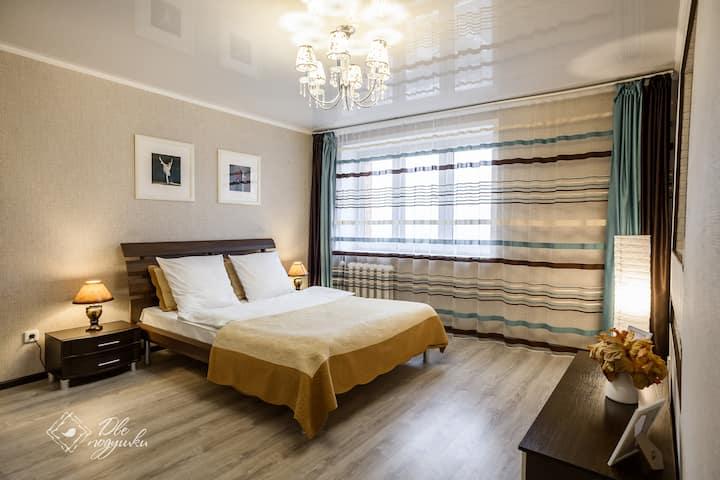 Апартаменты на ул. Дуки 27