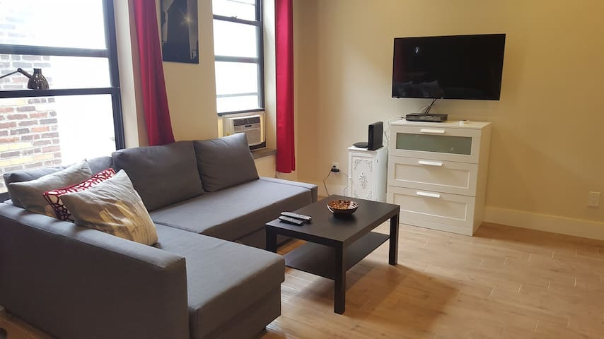 Fully Renovated East Village Oasis