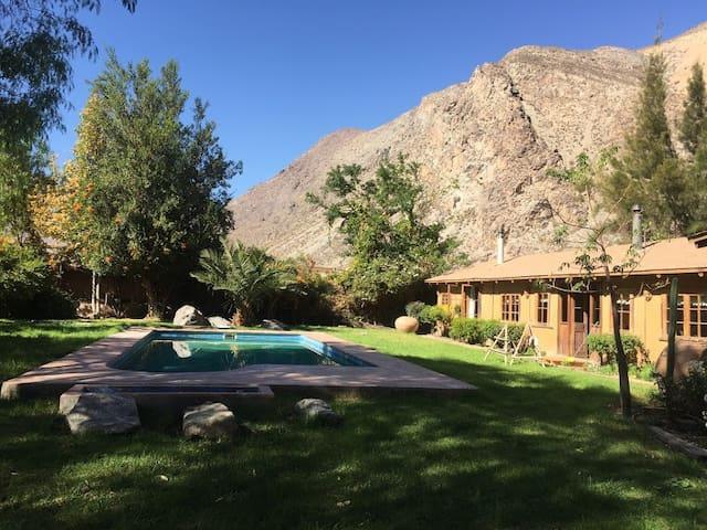 Espectacular casa en la Magia del Valle del Elqui