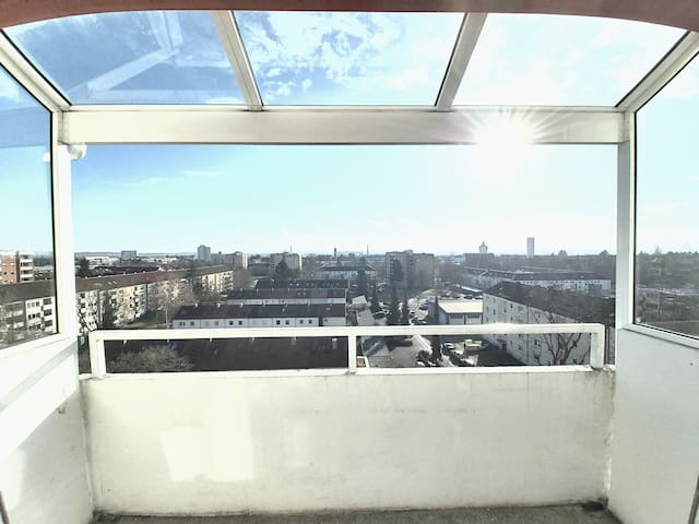 "Penthouse ""Marc Aurel"" - GreatView, WiFi & Netflix"