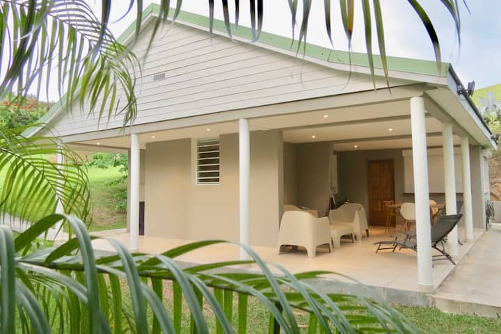 Best natural surroundings bungalow, close to beach