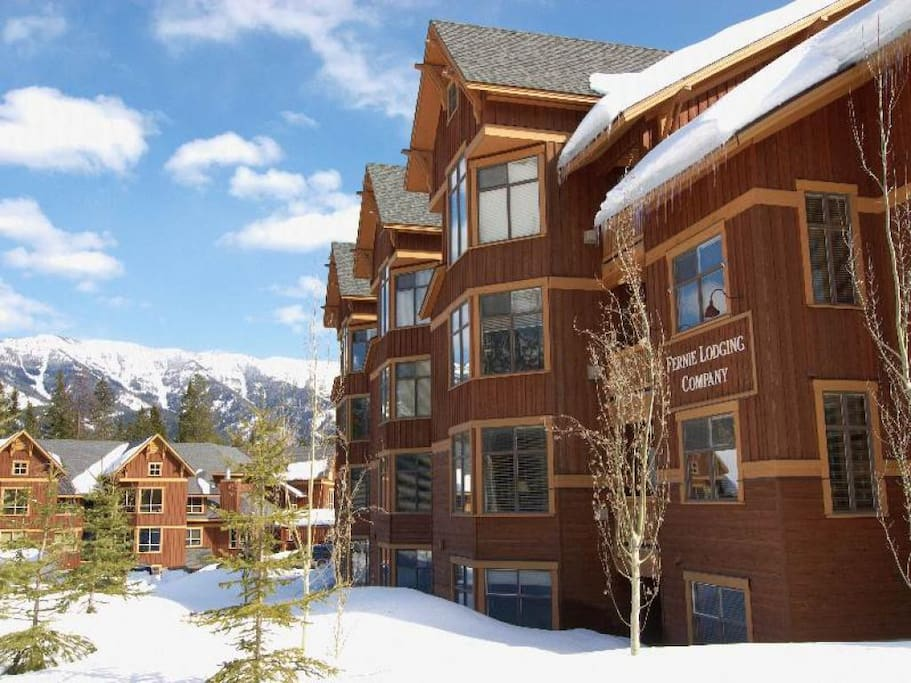 Timberline Lodges Balsam Lodge Exterior 4