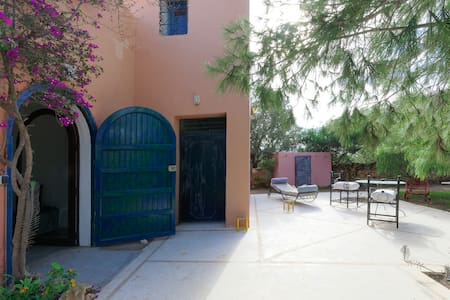 Chez Anne : une maison à la campagne - Essaouira
