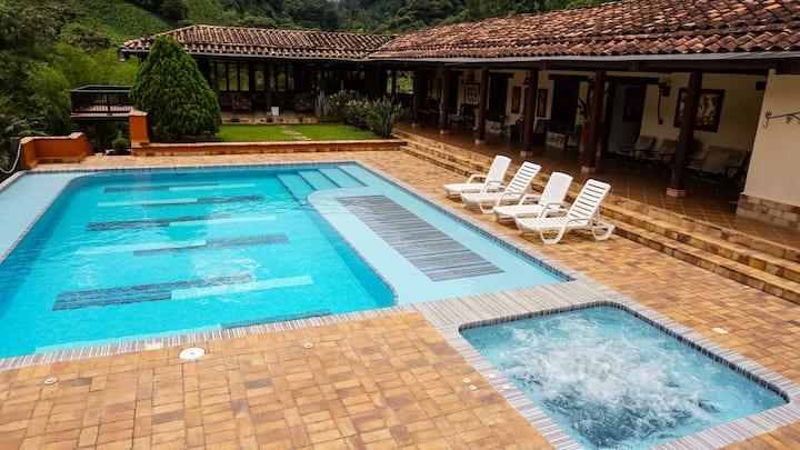 Finca El Clavel - Ciudad Bolivar Antioquia
