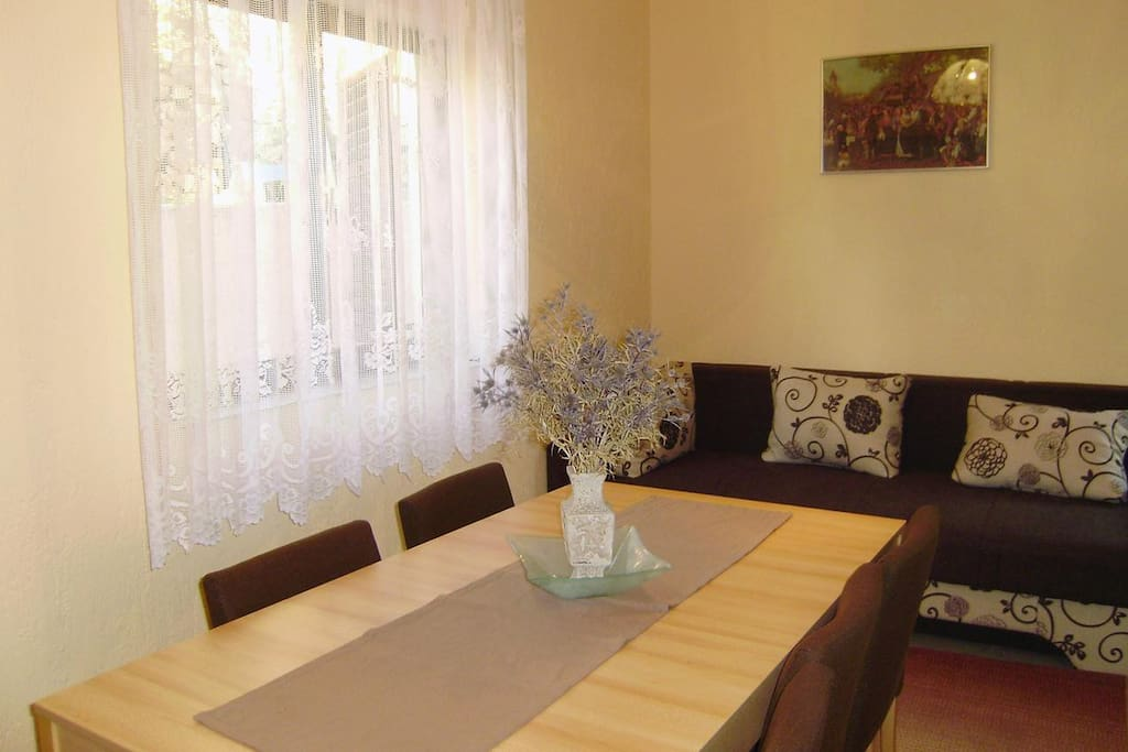 Dining room 1, Surface: 15 m²