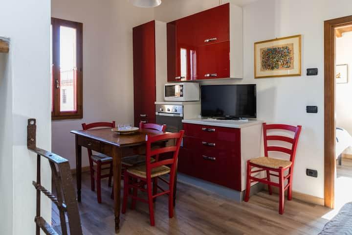 Appartamento Pispini- Siena centro