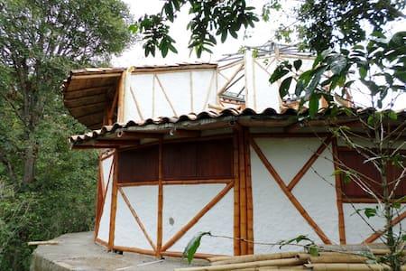 Bungalow en San Agustín, Parque Arqueológico, aves - San Agustín - Ev