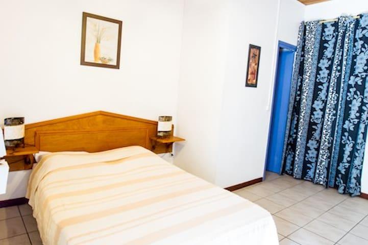 Double room 1st floor