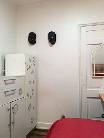 Habitacion individual (small room)