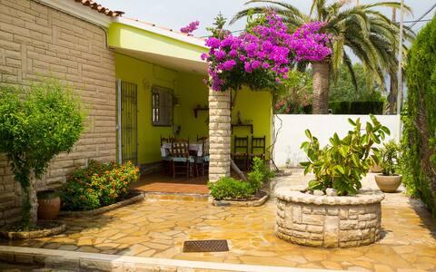 Chalet San Miguel jardín privado, aacc, wifi