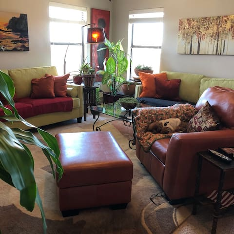 BEAUTIFUL MODEL APT  QUIET  COMFORTABLE PRIVATE