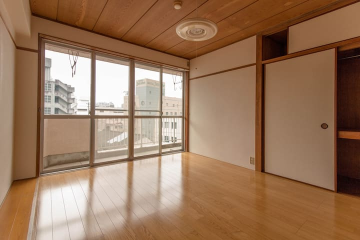 Global Eisyo -3minutes' walk from Isahaya Station - Isahaya-shi - Appartement