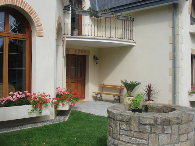 Great B&B next to the sea - La Trinité-Surzur - Talo