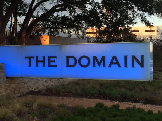 The Domain Austin; Work, Play, Dine - Austin - Lejlighed