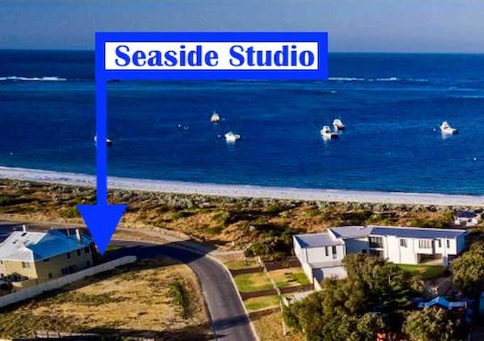 Seaside Studio Lancelin.