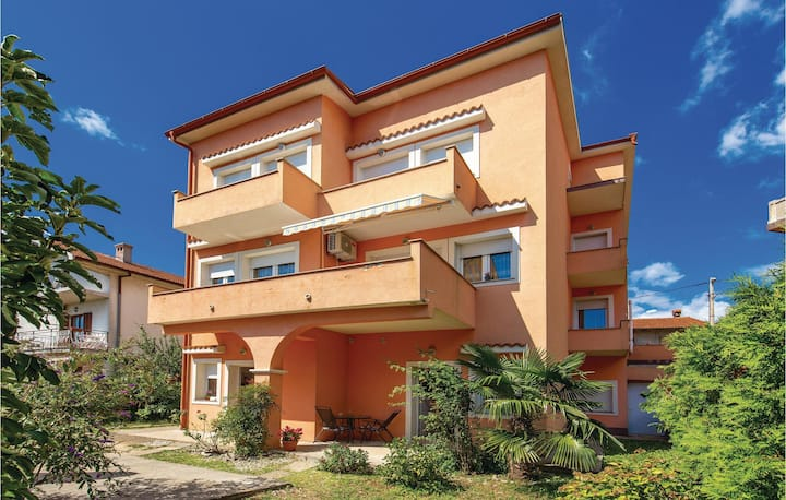 Awesome home in Rijeka with WiFi and 1 Bedrooms