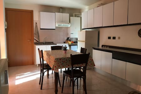 Holiday on the hills of Lake Maggiore - Bee - Apartemen
