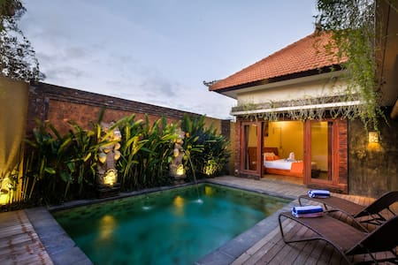 Magnificent two Bedrooms Private Pool Villa