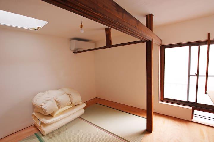 Atelier&Hostel ナギサウラ room0321