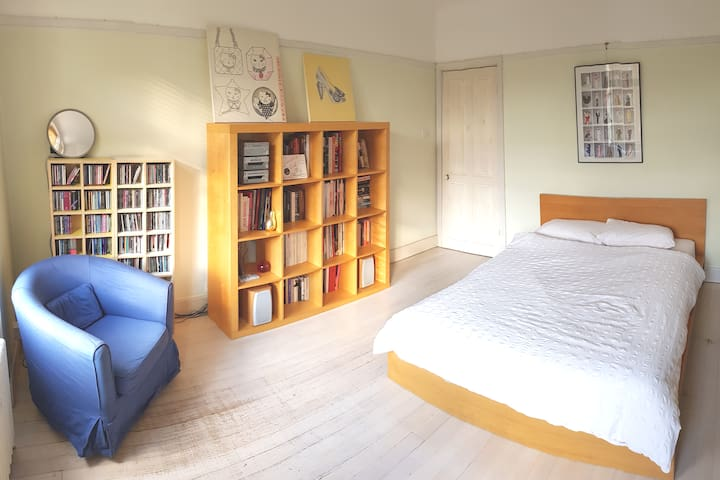 Big Bright Room near London Centre