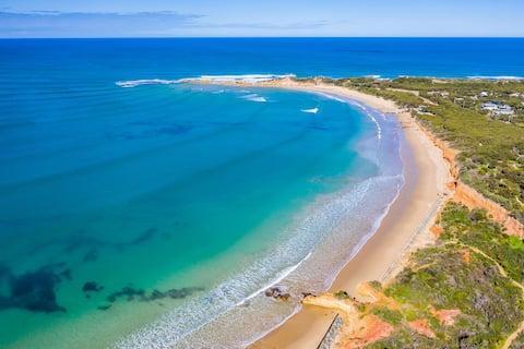 Beach Retreats Anglesea (4 people) Pt. Roadknight