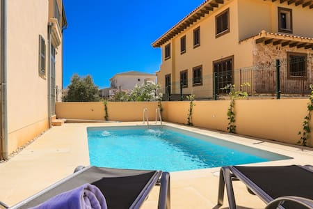 VILLA WITH POOL NEAR THE BEACH - Can Picafort